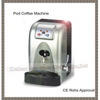 Quality LCD Pod Coffee Machine for sale