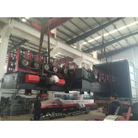 Auto C & Z Purlin Roll Forming Machine For Light Steel Structure Buildings Manufactures