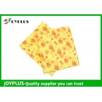 Quality MICROFIBER SPONGE CLEANING CLOTH  strong water absorption for sale