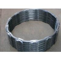 Hot Dip Galvanized Concertina Razor Wire CBT-65 Stainless Steel High Security Manufactures