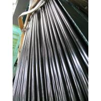 Cold Drawn Seamless Carbon Steel Pipe / Tubing Bright Black For Clutch System Manufactures