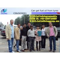 Quality new professional waste management machine get fuel oil from waste tyre for sale