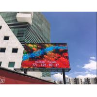 China 2500nits Brightness Outdoor SMD Led Display Air Plug Design Connection Long Lifetime on sale