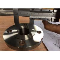 150# - 2500# Forged Flat Face Flanges UNS N06625 Steel Pipe Flange Manufactures