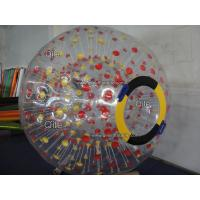 0.5mm PVC Tarpaulin Giant Inflatable Zorb Ball Collision For Zorb Ball Manufactures