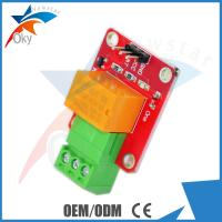1 Channel 5V Relay Shield Module Sensors For Arduino , Household Appliances Control Module Manufactures