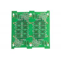 Electronic Print Circuit Board Rohs 6 Layer Fr4 Based PCB Supplier Manufactures