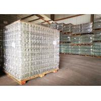 Eco Friendly Plastic Layer Pads On Pallets For Glass Bottles Transportation Manufactures
