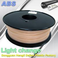 ABS Light Change Color Changing Filament Stable In Performance Manufactures