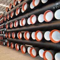 Ductile iron pipe, widely used for water supply, gas and oil Manufactures