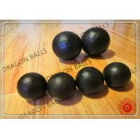 Good Toughness Forged Grinding Balls Reliable With CE / ISO Certification Manufactures
