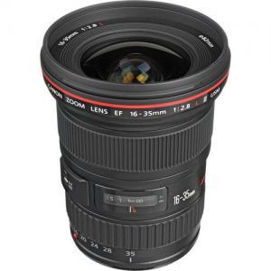 EF 16-35mm f/2.8L II USM Ultra Wide Angle Zoom Len Manufactures