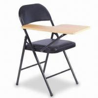 Folding Chair with Table and PVC Cushion Manufactures