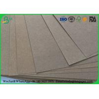 80gsm 120gsm 150gsm Test Liner Paper , Brown Corrugated Paper For Carton Box Manufactures