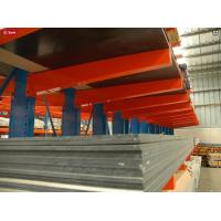 China Manufacturer Adjustable Warehouse Storage Rack Cantilever Racking With Cantilever Rack Capacity Manufactures