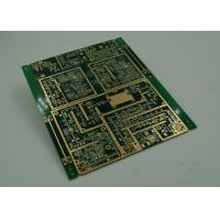 Thick Gold Ginish Universal PCB Board High Density with PADs / IC Leads Manufactures