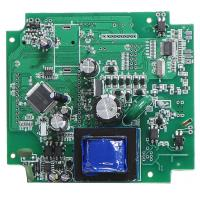 Electric Meter Module  SMT PCB Assembly 6 Layers PCB With HASL OEM ODM Manufactures