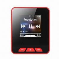 China 1.44-inch TFT Screen Flash MP4 Player with 65K Full-color, Optional Built-in FM Radio and Recorder on sale