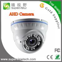 High Quality 1.0M AHD Camera with 36pcs IR LED,2.8-12mm varifocal lens,vandalproof Dome camera Manufactures