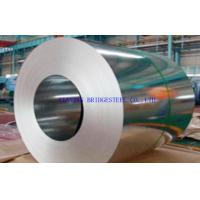 Roofing 16Mn Hot Dipped Galvanized Steel Coil BS1387 / ASTM A53