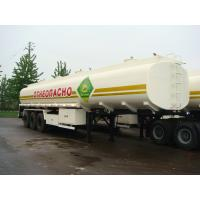 3 AXLES-Carbon Steel Tank Semi-Trailer Manufactures