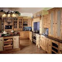 Wood fully assembled bathroom cabinets B-958 Manufactures