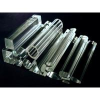 ROHS Virgin Clear Acrylic Rods And Tubes Extruded Acrylic Tube Manufactures