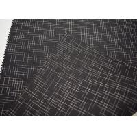 Quality PU Coated Waterproof Oxford Fabric 100 Polyester SGS Certification for sale