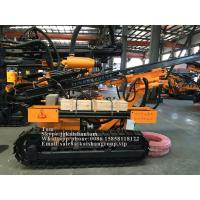 Portable Crawler Drilling Rig Machine Rotary Drilling Rig For Water Well Manufactures