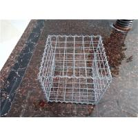 China Heavy Zinc Sprial Welded Mesh Gabion Retaining Wall For Soil Erosion on sale