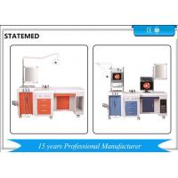 China Marble Desktop ENT Treatment Unit Single Station With Image Processing System on sale