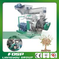 Best price 1-2t/h stainless steel ring die wood pellet making machine Manufactures