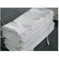 China Custom Color Woven Filter Cloth , Cotton Woven Geotextile Filter Fabric on sale
