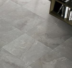 Cream Beige Ceramic Kitchen Floor Tile Chemical Resistant 24 X 24 X 0.4 Inches Manufactures