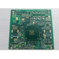 Multilayer PCB Computer Circuit Board Immersion Gold FR-4 1oz Copper Manufactures