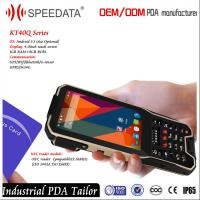 Thickness 2CM Slim Portable Android Barcode Scanners with NFC Reader Manufactures