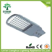 CE RoHS Energy Saving IP65 60W LED Street Light With CREE XPG / XML Chip Manufactures
