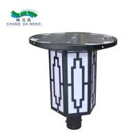 China Led outside lights solar powered landscape lights flood lighting for garden on sale