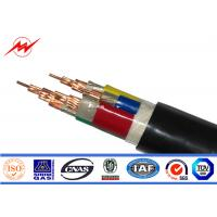 XLPE Insulated Multi Cores Medium Voltage Cable For Power Transmission Manufactures