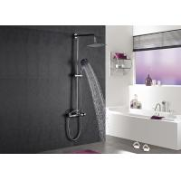 3 Function Waterflow Thermostatic Shower Set Brass And Ceramic Handle Material Manufactures