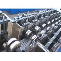 China Automatic Cable Tray Roll Forming Machine For Changeable 100-600 Width With Hole on sale