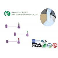 Rapid Vulcanization Medical Grade Silicone Rubber With REACH Certificaiton Manufactures
