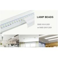 Indoor 9 watt Embedded LED T8 Tube , 810Lm Restaurant Lighting Manufactures