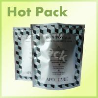 Food Grade Aluminum Foil Packaging Bags With Tear Notch Low Temperature Resistance Manufactures
