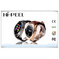 Smart 1.6 inch 3G Wrist Watch Mobile Phone , GSM Hand Watch Phone Manufactures