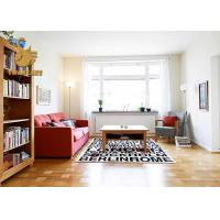 Dry Quickly Indoor Area Rugs Felt Underlay Eco - Friendly Custom Printed Manufactures