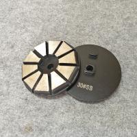 STI Grinding Tools : 3 Diamond Segments Concrete Grinding Disc with 10 Segments