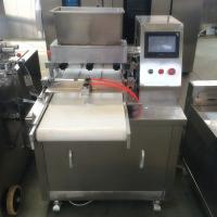 Stainless Steel Cookie Depositor Machine For Making Mini Cute Cookies Manufactures