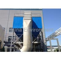 China Air Impulse Bag House Dust Collector , Pulse Portable Cyclone Bag Filter on sale
