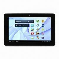 Android 4.0 OS aPad Tablet PC with Camera with Lithium Battery of 3,000mAh Manufactures